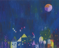 Makiko Naruse : I am hearing sounds of night